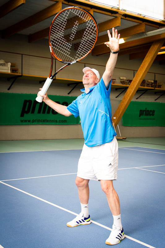 STS – Sjögren's Tennisschool-Fun-Roy