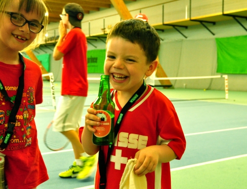 Kids Day & Fussball EM 1/8-Final CH vs. Polen 25.6.2016