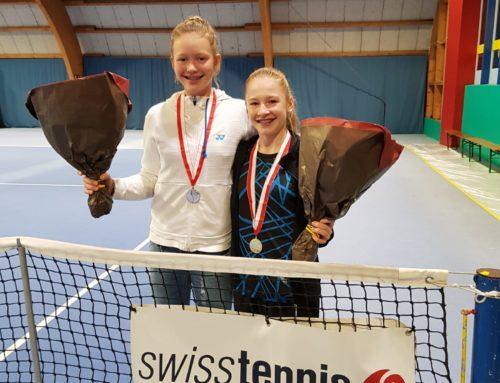 Karolina wird Vize-Schweizermeisterin