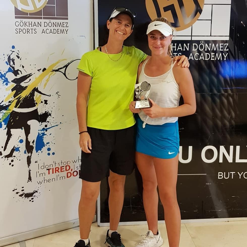 Erster Titel auf der ITF-Tour knapp verpasst
