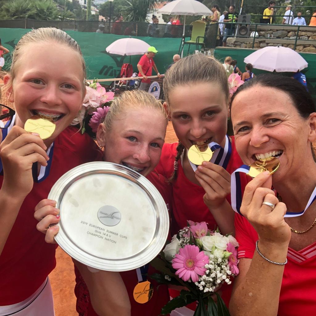 Team Europameisterschaften 2019 Gold