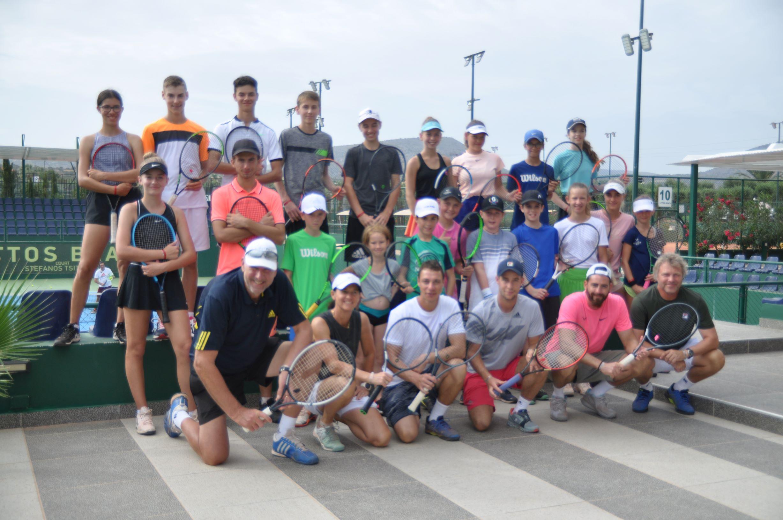 STS-Herbstcamp, Kreta 2020