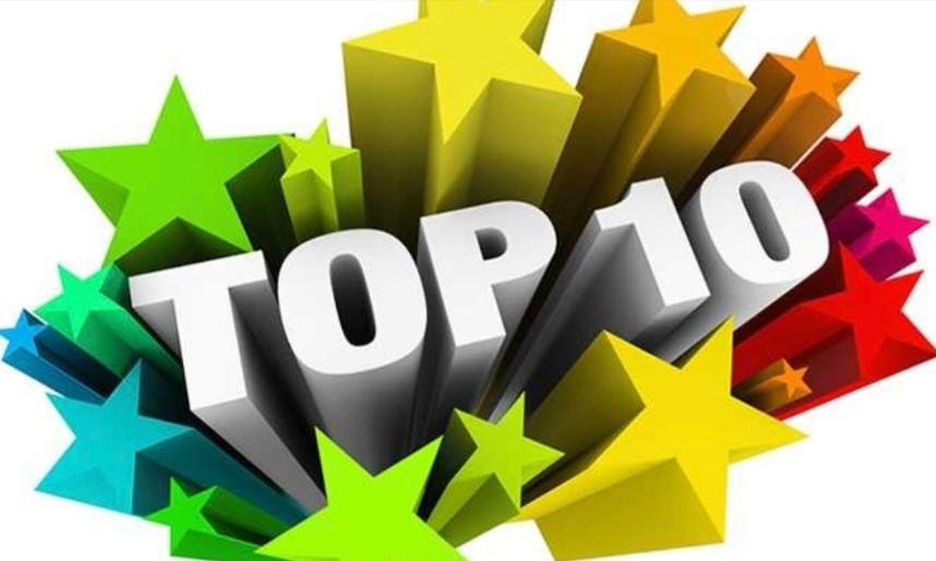 11 Top Ten SpielerInnen und zwei Nr.1
